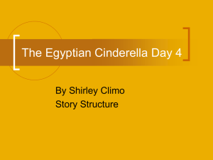 The Egyptian Cinderella Day 4 - Geary County Schools USD 475