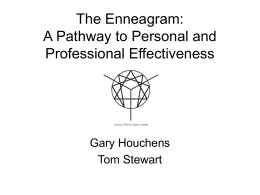 The Enneagram - Simpson County Schools