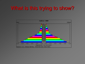 Population pyramids (PowerPoint)