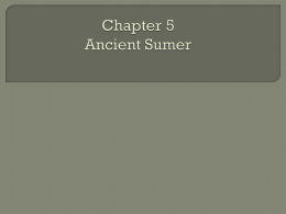 chap5-ancient-sumer - Washington Middle School