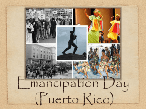 Emancipation Day (Puerto Rico)