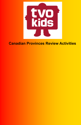 Province Review