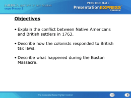 Section 2 PowerPoint Notes