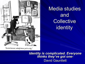 Media studies- collective identiy version 2