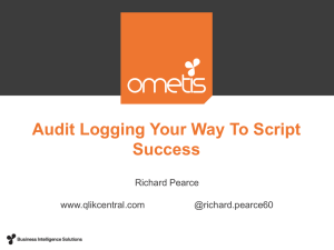 Audit Logging Your Way To Script Success
