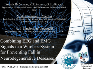 «Combining EEG and EMG Signals in a