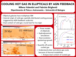 COOLING HOT GAS IN ELLIPTICALS BY AGN FEEDBACK