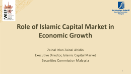 PDF Size : 1533 kb - 10th World Islamic Economic Forum