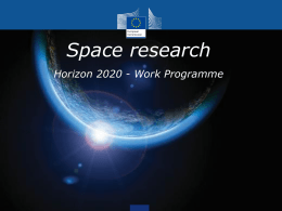 EU space research - Arise