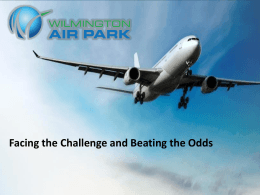 Tourism Activities - Wilmington Air Park