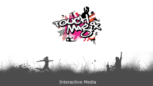 TouchMagix Introduction PPT