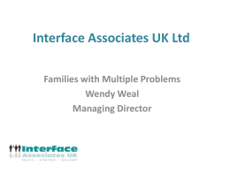 Interface Associates UK Ltd