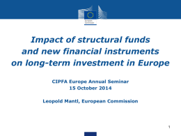 EU Financial Instruments