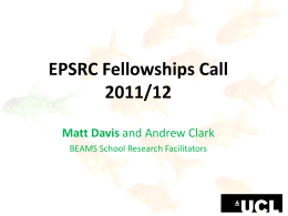 media:EPSRC Fellowships Briefing August 2011
