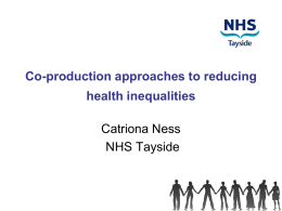 Health Equity Strategy