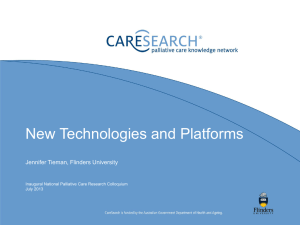 New Technologies and Platforms (6.42MB ppt doc)