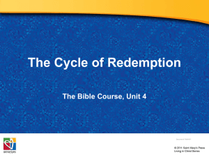The Cycle of Redemption