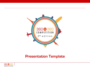 360 by 360 Competion - 360by360 Competition