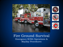 2012 Fire Ground Survival - Kent/SeaTac Fire Training