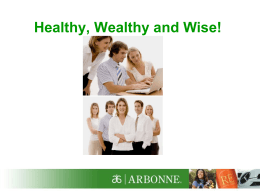 Why ARBONNE? - ParteeCo Nation