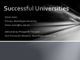 Successful Universities - Home [ehelf.nu.edu.kz]