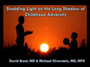 Shedding Light on the Long Shadow of Child Adversity