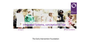 Integrated-Systems-Slides - Early Intervention Foundation