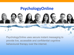 PsychologyOnline.co.uk