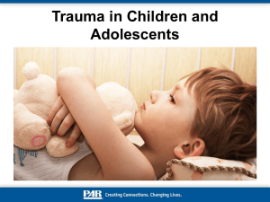 Trauma - Psychological Assessment Resources, Inc.