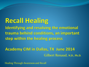 Renaud- ACIM Dallas 2014