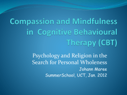 OC_Lecturenotes_Pschology_Compassion_Mindfulness