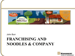 Session 22 - Noodles and Co.ppt