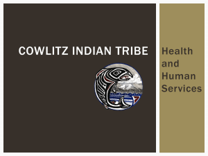 Cowlitz Indian Tribe