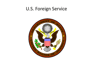 How Do I Prepare for a Foreign Service Career?