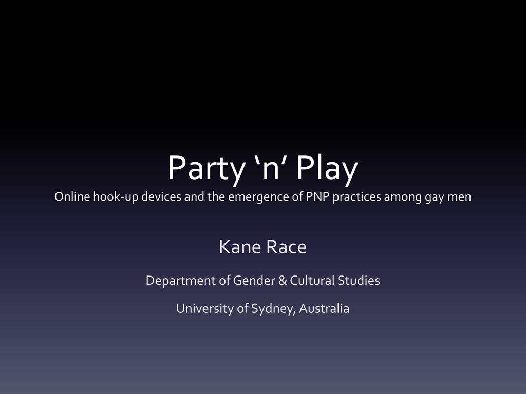 Online gay hookup australia