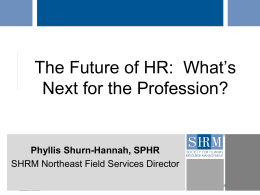 Future of HR MA chapter 04