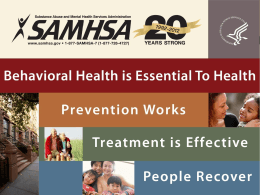 VOCAL-PPT_5-8-2012 - National Coalition for Mental Health