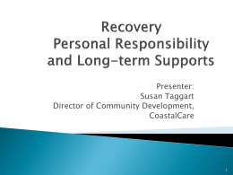 Empowerment & Recovery in Mental Illness - NAMI-NC