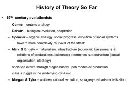 biological adaptation anthropology