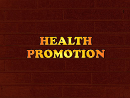 2.Concept of Oral Health Promotion3
