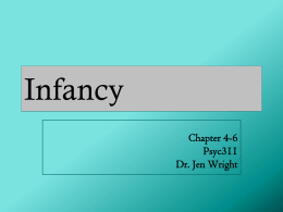 Chapter 04-06 Infancy - Jen Wright`s Website