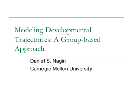Group-based trajectory modeling: An overview