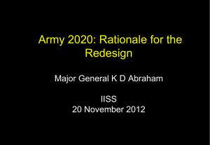 Army 2020 brochure (July 2013)