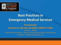 Best Practices in EMS 2010