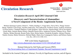 Journal Club Pack - Circulation Research