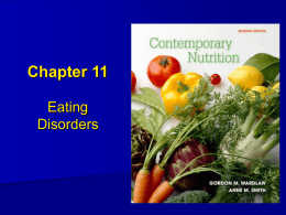 Contemporary Nutrition: Issues and Insight 6th ed. Gordon M