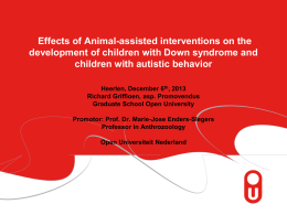 Dolphin-assisted interventions