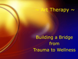Art Therapy/Trauma