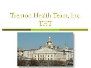 Trenton Health Team, Inc.