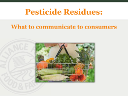 Powerpoint - Produce For Better Health Foundation